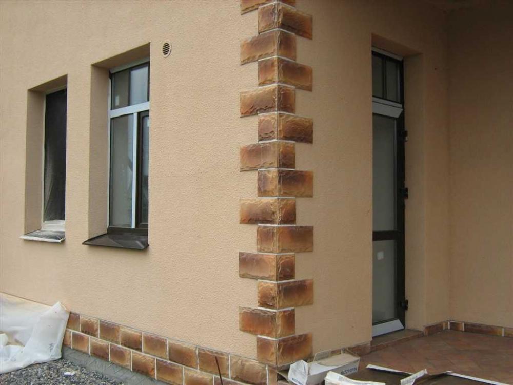 Полистирол для отделки фасада дома